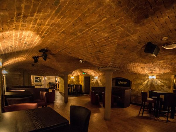 The Vault Cellar