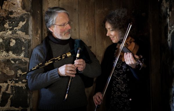 May Concert - traditional music from Northumberland and beyond with Andy and Margaret Watchorn