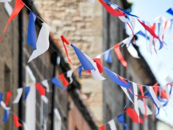 Bunting by Jim Gibson