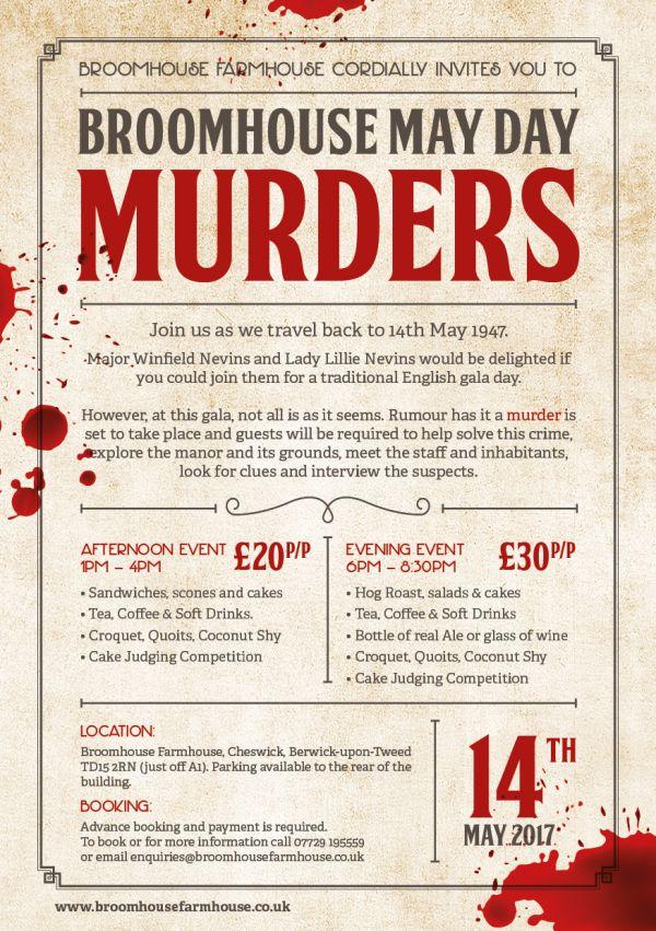 Mayday Murder