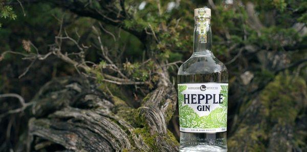 Meet The Maker - Hepple Gin