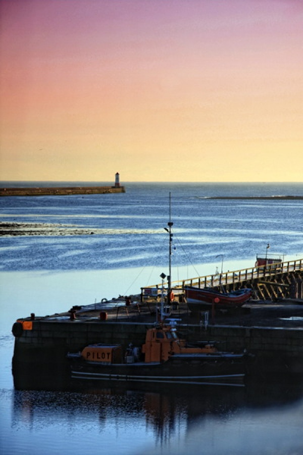 View of North Sea