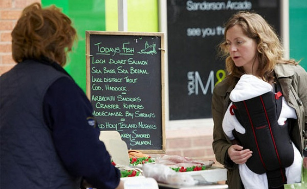 Morpeth Market Day