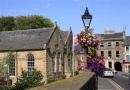 Morpeth Chantry is near Woodhorn, Museum and Northumberland Archives
