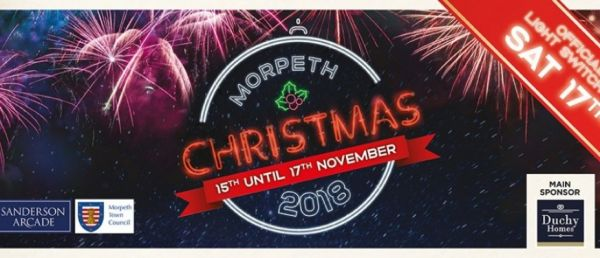 Morpeth Town Three day Christmas market