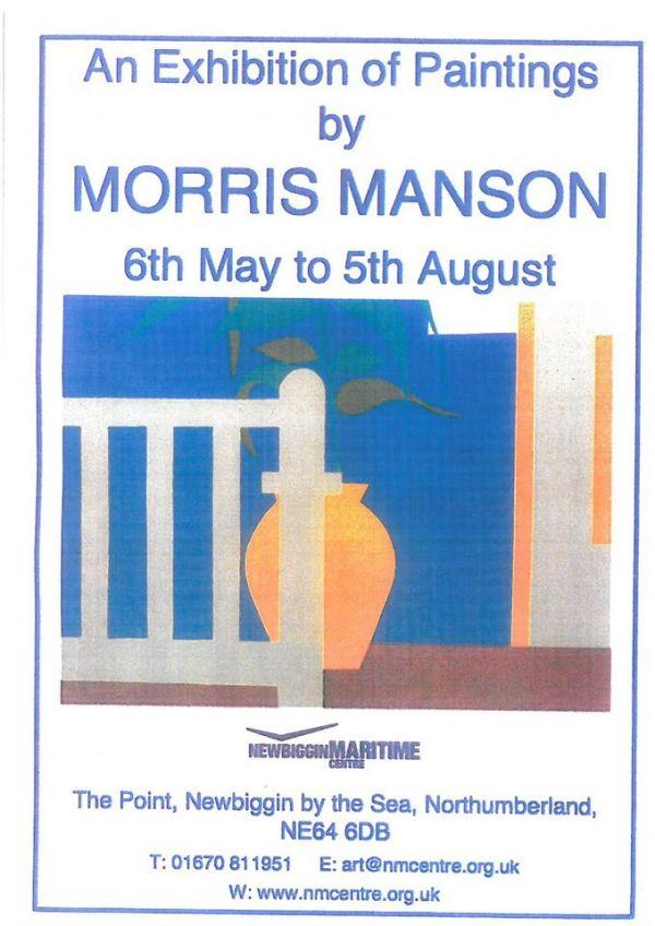 Morris Manson Artist