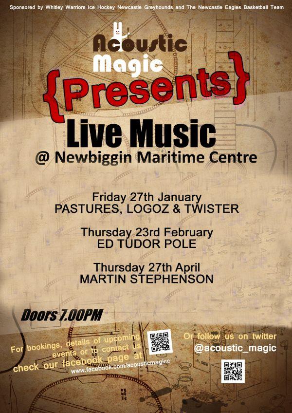 Music@NMC The Pastures