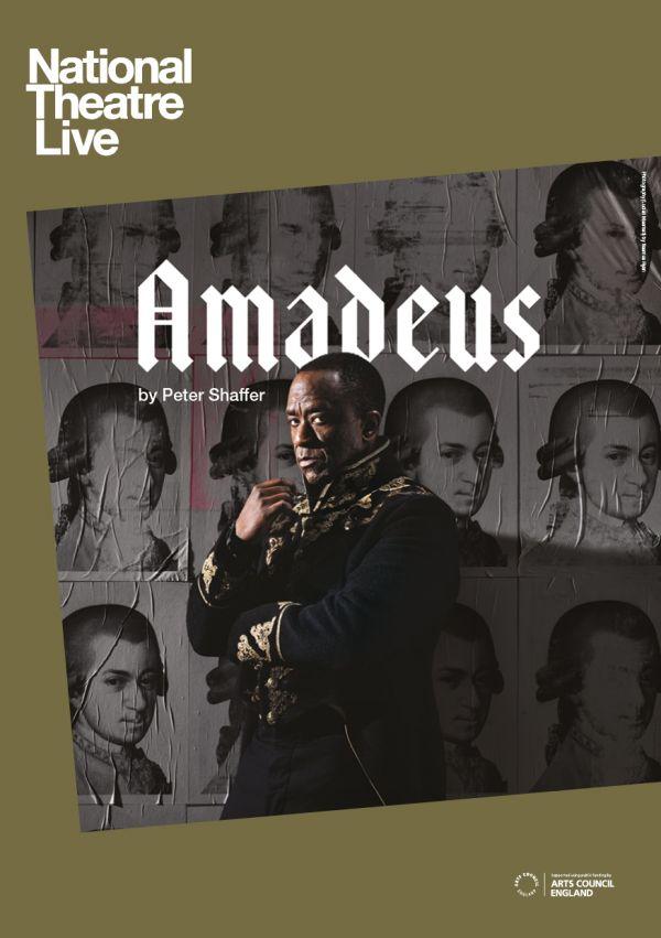 National Theatre: Amadeus Live Broadcast