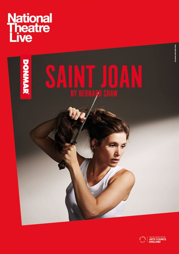 National Theatre: Saint Joan Encore Broadcast
