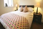 Bedroom is near Bamburgh Castle