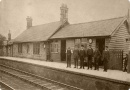 Norham Station Museum old picture