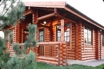 3 Bed Hadrian Lodge - Northumberland Luxury Log Cabins