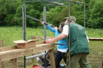 Clay Pigeon Shoot is near Medieval Monsters: St George's Weekend