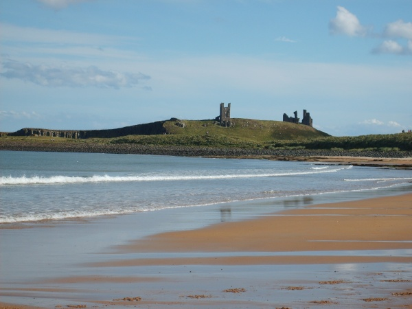 Nearby Dunstanburgh Castle