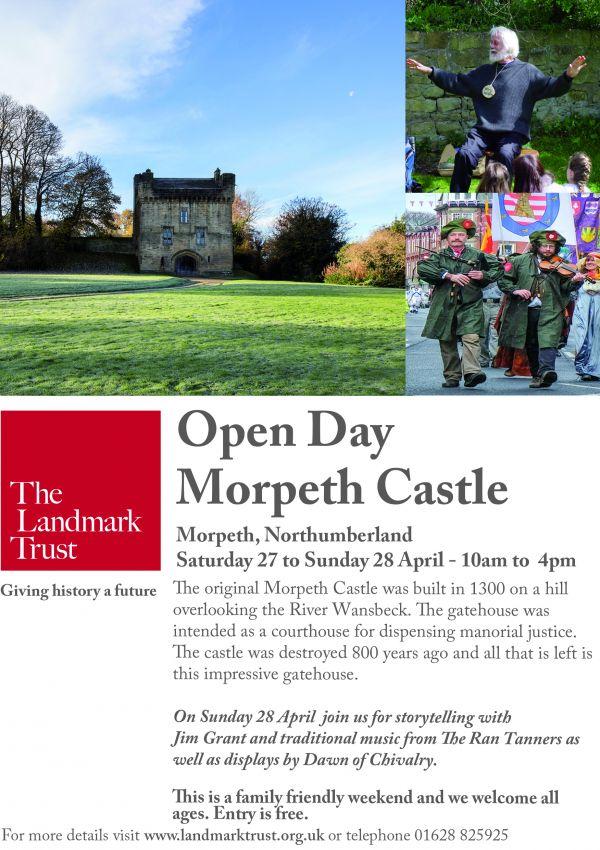 Open Day - Morpeth Castle