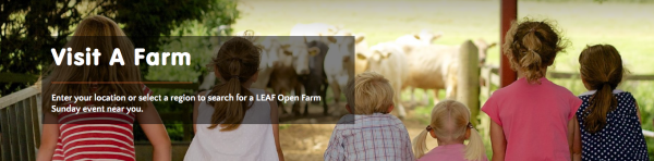 Open Farm Sunday