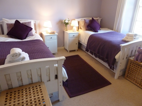Lilac Double Bedroom