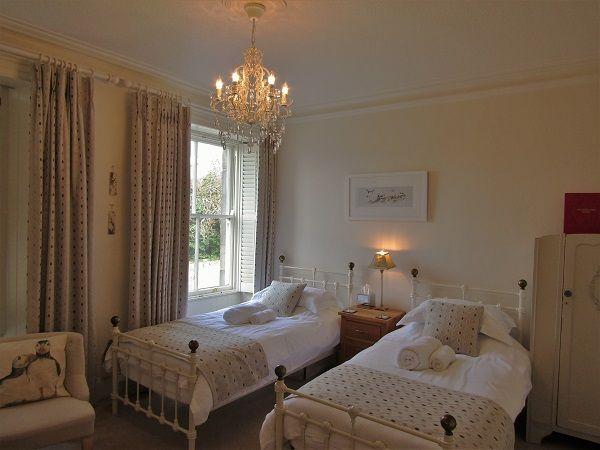 Longstone Twin Room