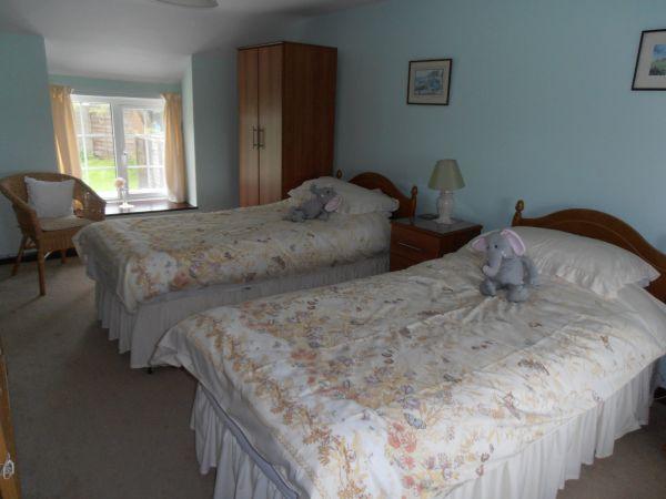 Twin Room - Seacsape