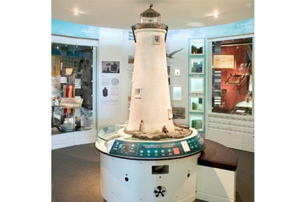 Lighthouse model