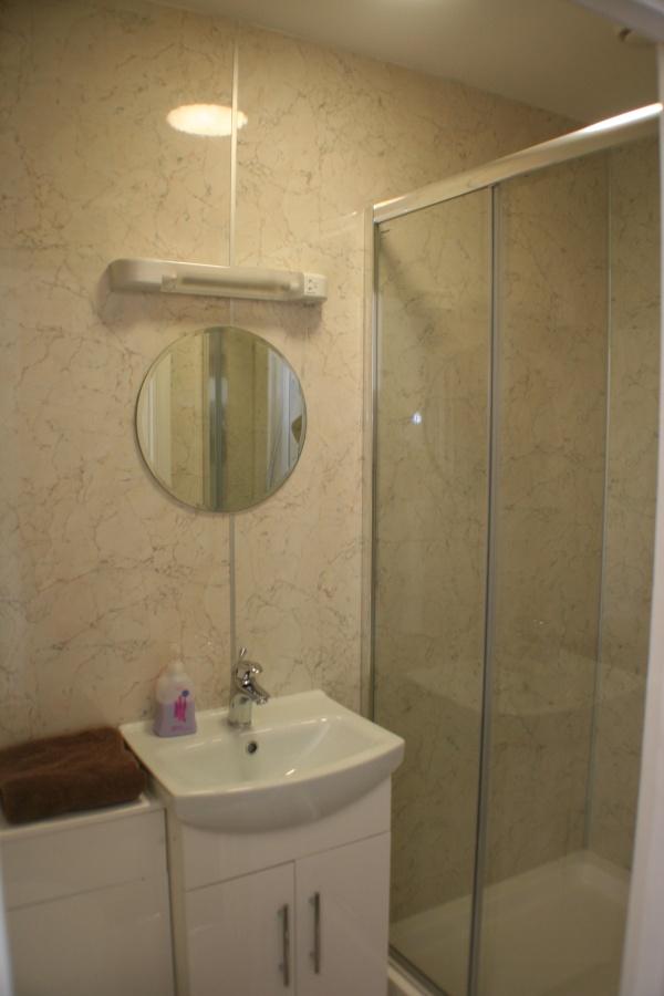 W.C / Shower