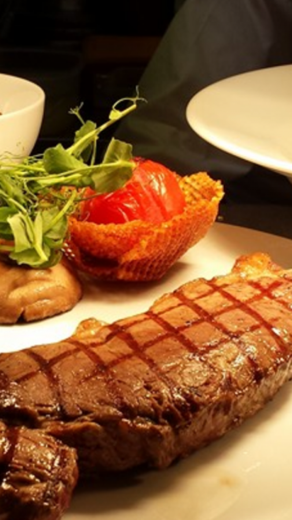 Railway Hotel Steak
