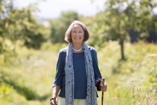 Reading St. Cuthbert's Way: author Katharine Tiernan reads from her new novel 'Cuthbert of Farne'