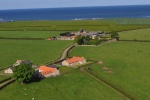 Ariel shot is near Craster Tourist Information Centre