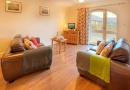 Light and spacious open plan lounge  is near Cragside House, Gardens and Estate