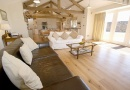 Open plan living space 1 is near Hexham Tourist Information Centre