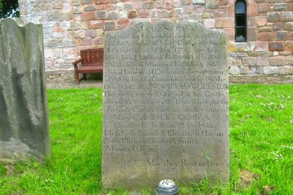 Nuns Grave