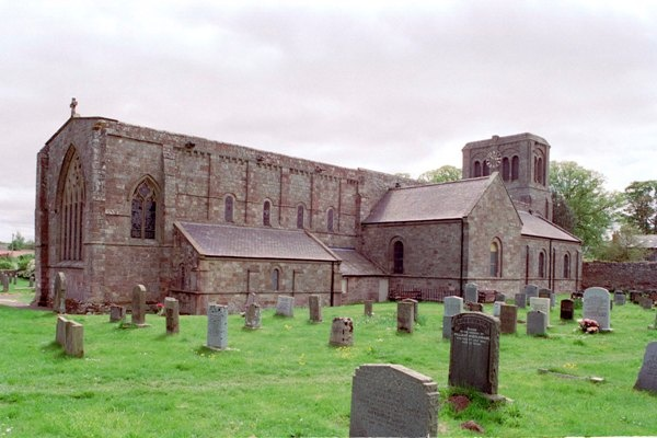St Cuthbert's from the North East