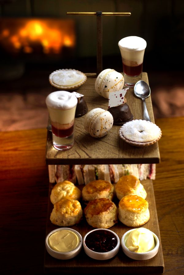 Festive Afternoon Tea at St Mary's Inn