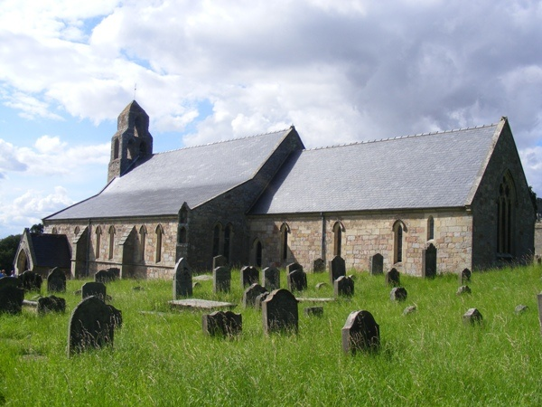 View of St Michael's
