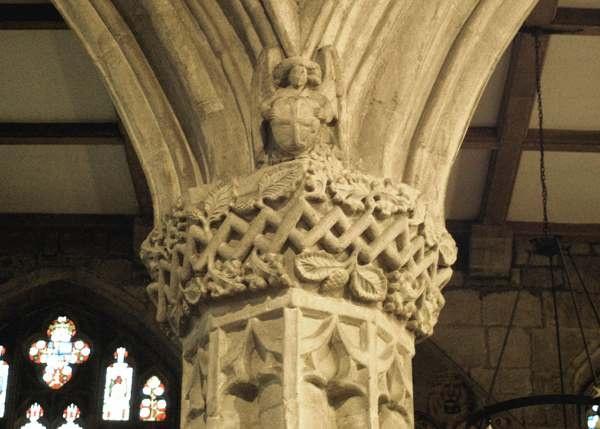 Medieval Carving