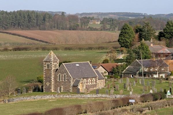 Church's Landscape