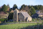 St Paul's Exterior is near Flodden 1513: Archaeology Flodden Field