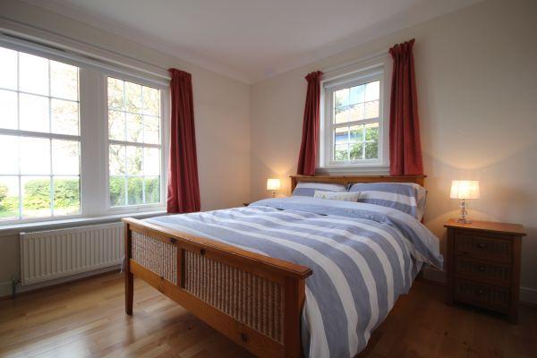 Stone house ground floor bedroom