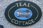 Teal Cottage Name