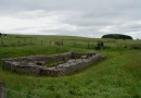 Temple of Mithras is near Hexham Spook NIght