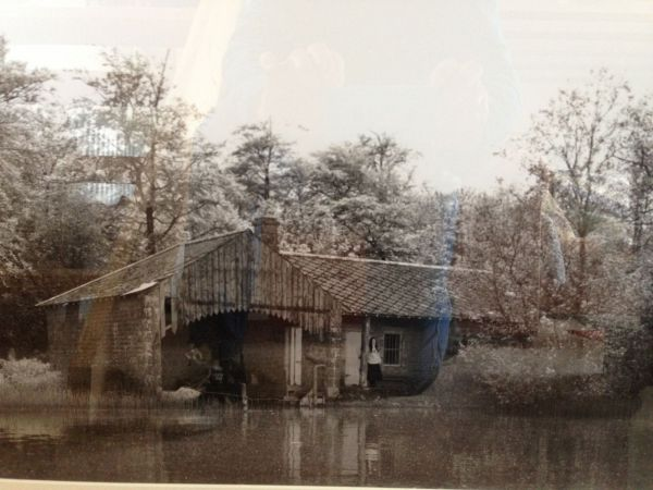 The original boathouse
