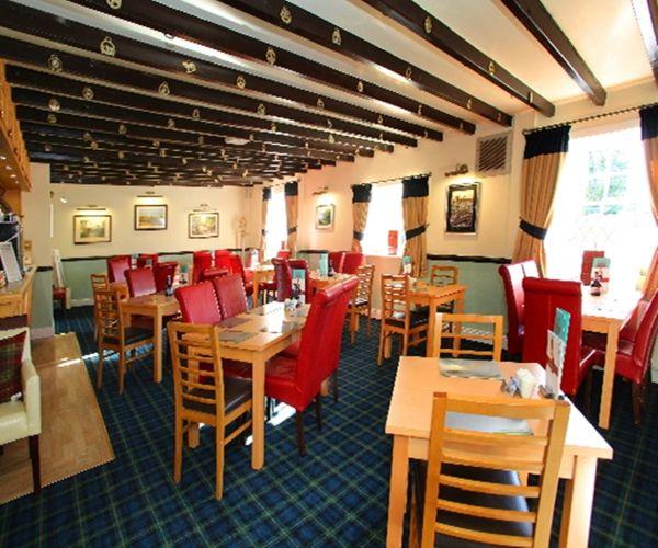 Restaurant at The Boatside Inn