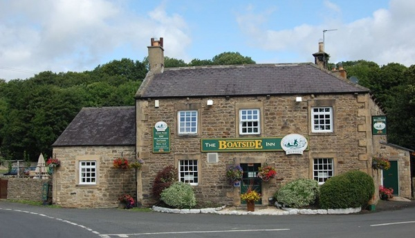 The Boatside Inn at Warden