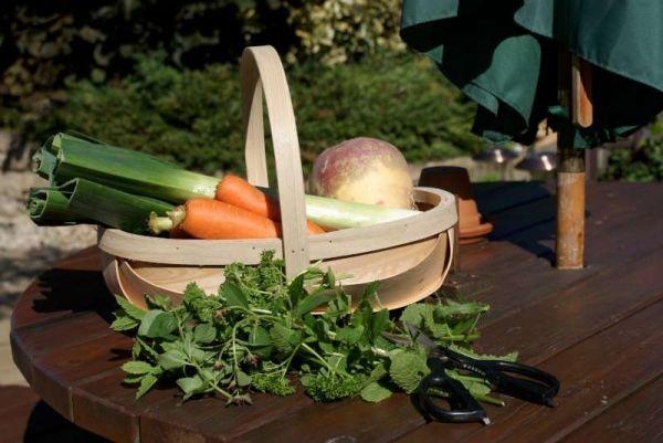 We use Fresh Produce