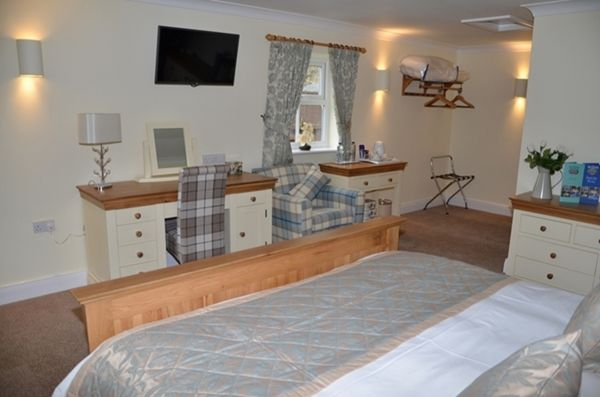 Oak Furniture in the B&B's