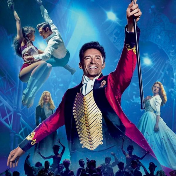 The Greatest Showman SIng-along cinema under the stars