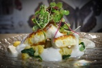 Fine dining is near Dunstanburgh Castle Hotel