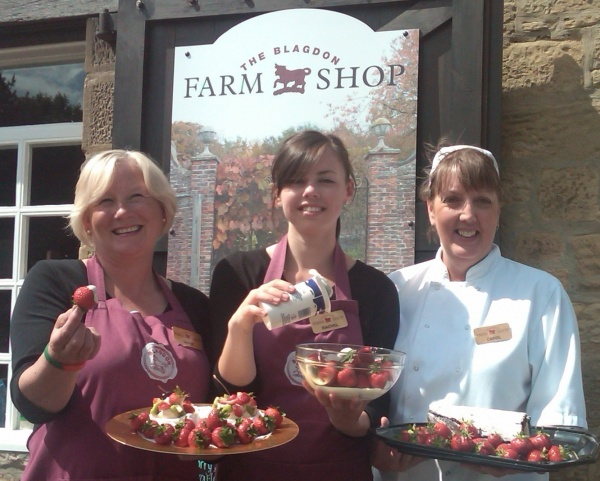Blagdon Farm Shop