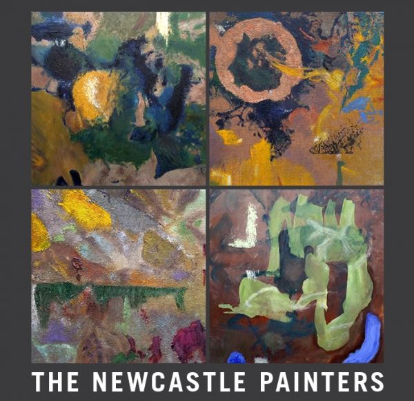 The Newcastle Painters t Jesmond Dene House