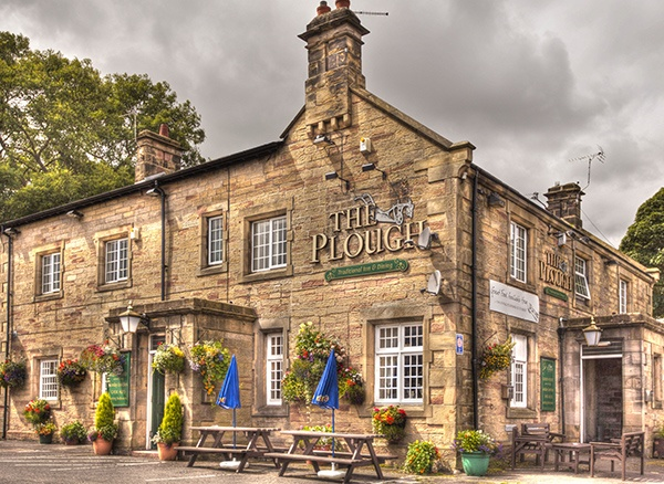Best pubs in Northumberland (South East) - The Plough in Ellington